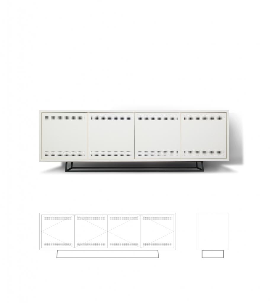 Paper dresser