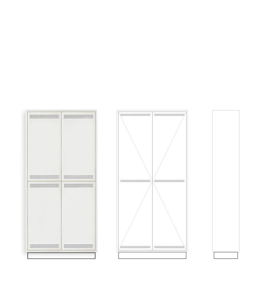 Filling Cabinet Vertical